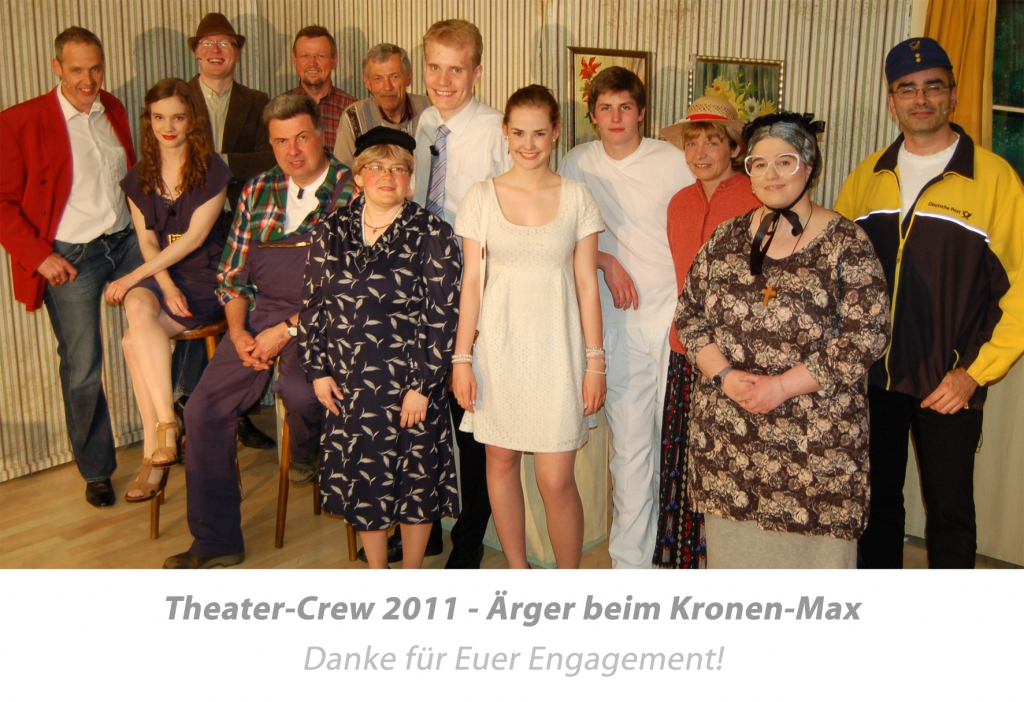 Theatercrew 2011