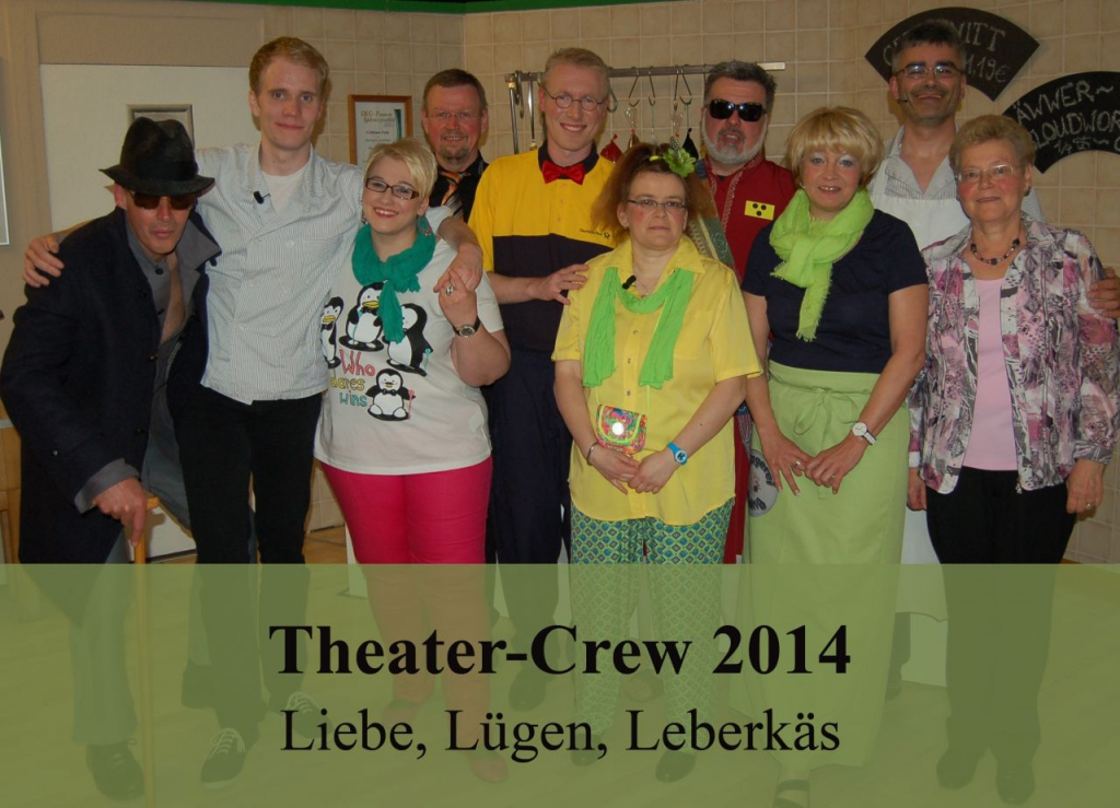 Theatercrew 2014
