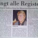 25 Jahre Andi Jung - DANKE!
