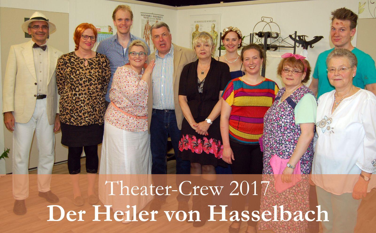 Die Crew 2017 - Der Heiler von Hasselbach