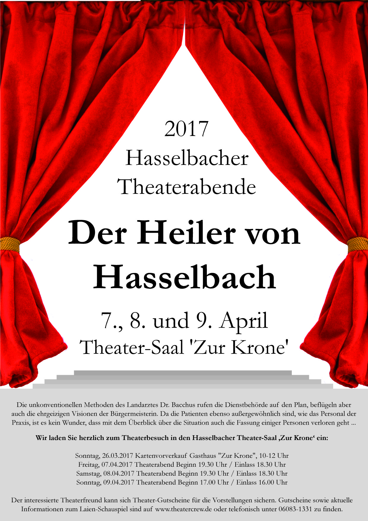Hasselbacher Theater 2017